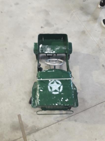 Pedal Car Brinquedo Antigo