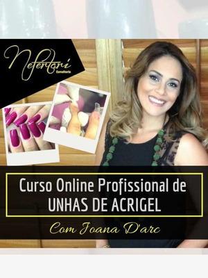 Curso: Unhas De Acrigel (on-line). Link Na Descrição.