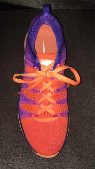 Tênis Nike Flyknit Lunar 2