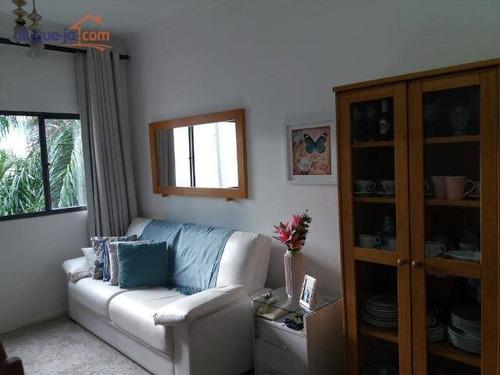 Imagem 1 de 6 de Apartamento Com 2 Dormitórios À Venda, 48 M² Por R$ 155.000,00 - Conjunto Residencial Trinta E Um De Março - São José Dos Campos/sp - Ap6757