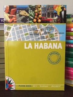 La Habana - Plano Guía De Viaje - Nuevo