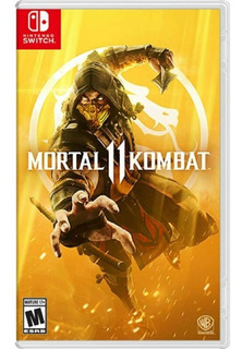 Mortal Kombat 11 Nintendo Switch Nuevo Sellado + Regalo