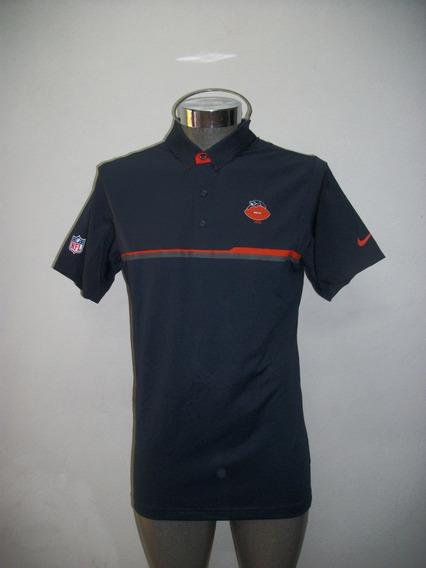 Playera Polo Original Nike Nfl Osos De Chicago Bears Chica