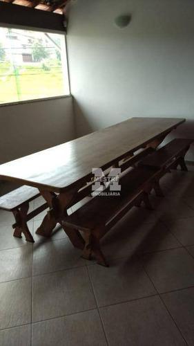 Casa Com 3 Dormitórios À Venda, 300 M² Por R$ 855.000,02 - Parque Flamengo - Guarulhos/sp - Ca0412
