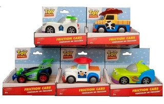 Autos Toys Story A Friction 13 Cm X Unidad