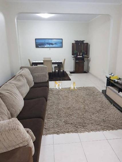 Apartamento De 3 Dormitórios - Canto Do Forte - Ap1942