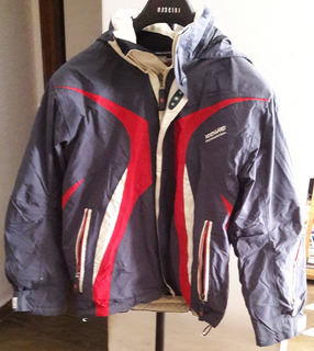 Campera Nieve Northland Niño Talle 12 Impecable!