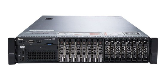 Dell Poweredge R720 - 32gb Ram - E5-2630 - Hexa Core