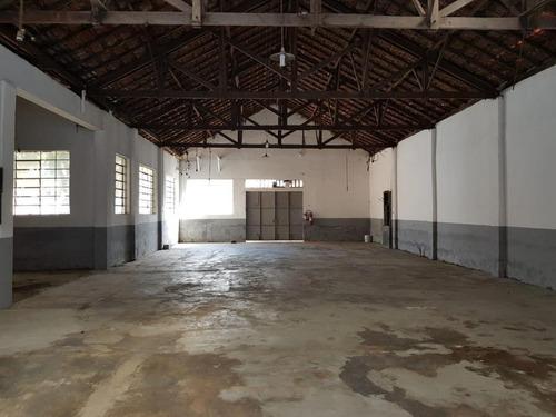 Imagem 1 de 14 de Galpão À Venda, 750 M² - Centro - São Caetano Do Sul/sp - Ga1386