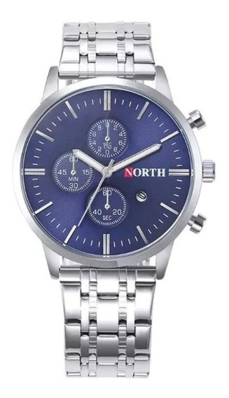 North Modelo 6010 Plata C/ Azul