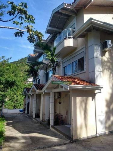 Imagem 1 de 21 de Sobrado Com 2 Dormitórios À Venda Por R$ 550.000 - Cigarras - São Sebastião/sp - So2471