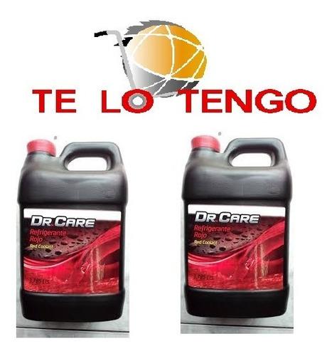 Refrigerante Rojo Red Coolant Dr.care