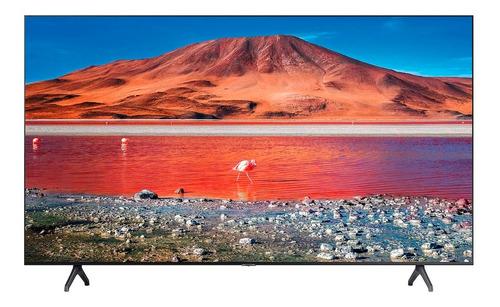 Imagen 1 de 7 de Smart Tv Samsung 43'' Series 7 43tu7000 Crystal Led 4k