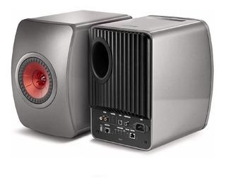 Altavoz Inalámbrico Ls50 Wireless Gris De Kef (par)
