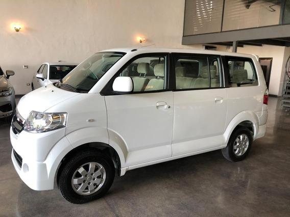Suzuki Apv 2016, En Excelente Estado!. Ideal Para Transporte