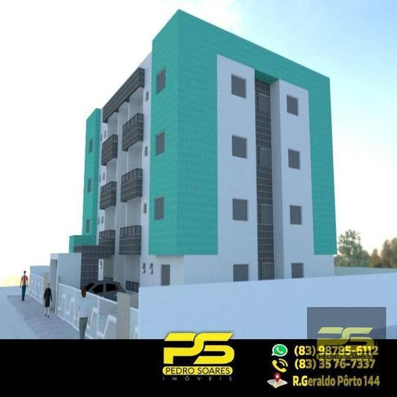 (oferta) Apartamento No Planalto Boa Esperança Com 2 Quartos - Ap2140