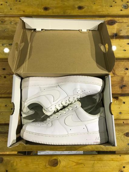 Tênis Nike Air Force 1 07 Branco - Tamanho 43/11 Us