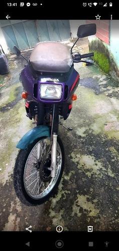 Imagem 1 de 11 de Honda Sahara Nx 350