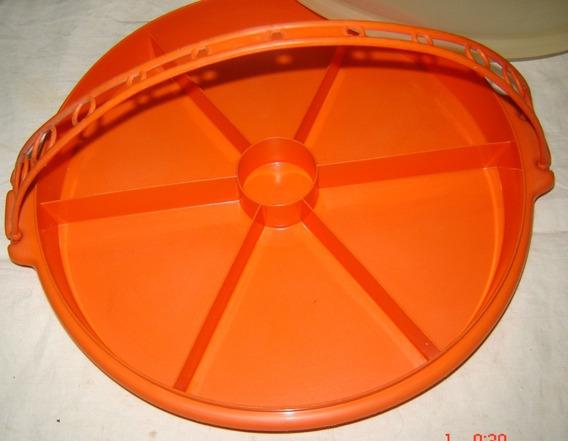 Copetinero Tupperware Con Tapa Y Manija