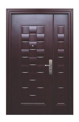 Puerta De Seguridad Xe Luxury C/fijo Aper Izq Acero 100% Ca