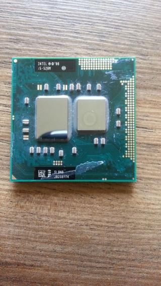 Processador I5-520m 2.40ghz Slbu3 Notebook