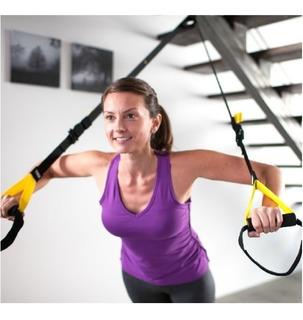 Set 3 Banda Ejercicios Fitness Bolso Uso Hogar Suspension