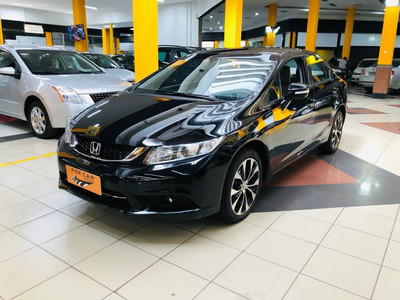 Honda Civic Lxr 2.0 2014/2015 (8334)