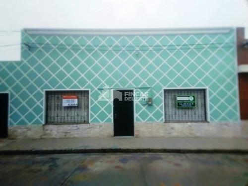 Casa Colonial En Centro De San Carlos- Ref: 281