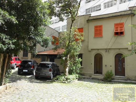 Casa Comercial De Vila, Com 74 Metros.em Higienópolis - Eb84053