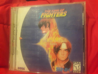 The King Of Figthers Dream Match 1999 Dreamcast