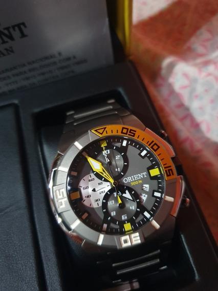 Orient Seatech Titanium Mtbbc-003