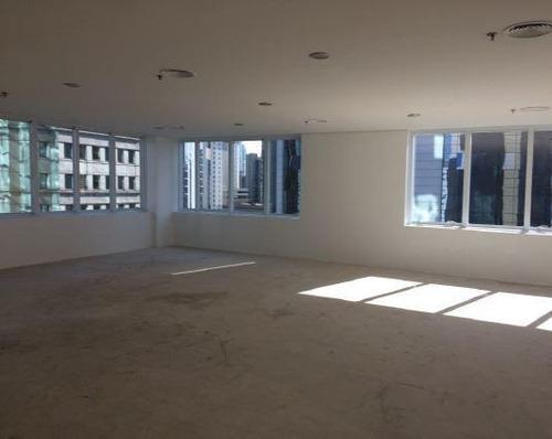 Imagem 1 de 12 de Conjunto Comercial Para Locação, Cidade Monções, São Paulo. - Cj2042