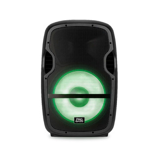 Sistema De Audio Elevate Portable Con Luces