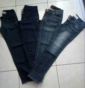 Calças Jeans Femininas 30 Peças- Brecho