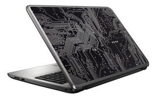 Skin Aidata Protector Premium Notebook Diseño Circuitos