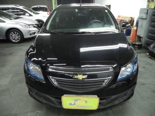 Chevrolet Onix Seleçao 1.0 8vflex Mylink Completo 2015 Preto