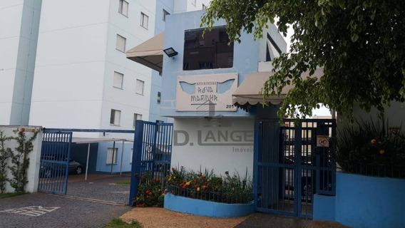 Apartamento Com 2 Dormitórios Para Alugar, 65 M² Por R$ 880/mês - Jardim Paulicéia - Campinas/sp - Ap16912