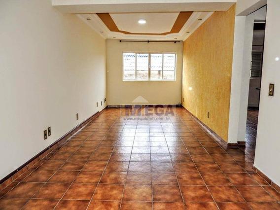 Apartamento Com 2 Dormitórios Para Alugar, 80 M² Por R$ 1.100/mês - Jardim Do Trevo - Campinas/sp - Ap2963