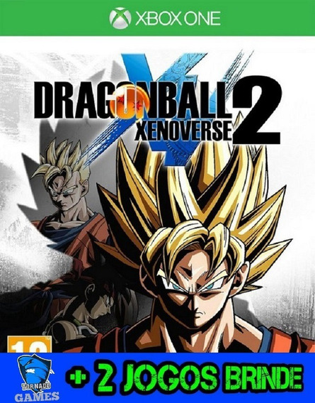 Dragon Ball Xenoverse 2 - X Box One - M. Digital