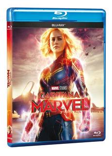 Blu-ray Capitana Marvel / Captain Marvel