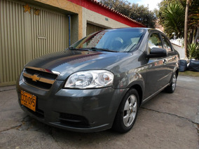 Chevrolet Aveo Emotion 2007 Sedan Full