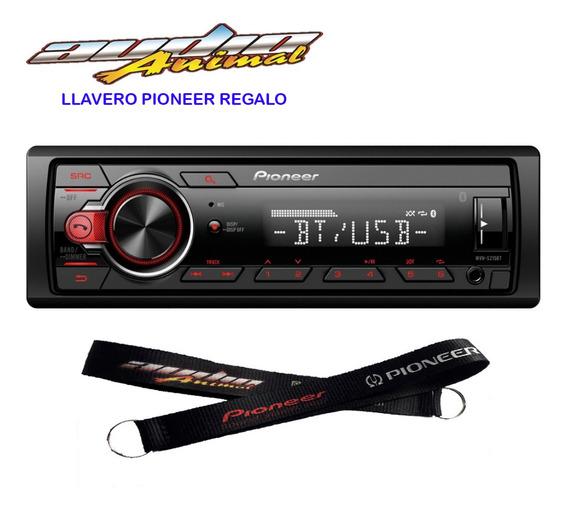 Stereo Pioneer Mvh S215 Bt Usb Aux Mp3 Potencia 50w X 4