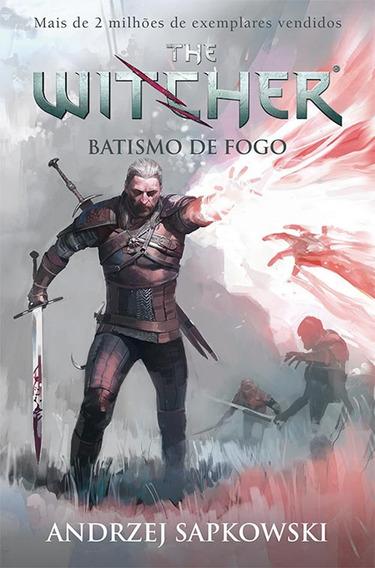 The Witcher Vol 05 Batismo De Fogo Martin
