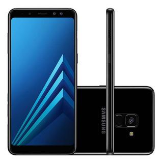 Smartphone Samsung A730/ds Galaxy A8+ 64gb 4gb Ram   Vitrine