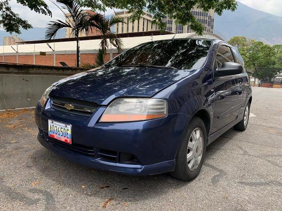 Chevrolet Aveo 1.500 2010 Azul