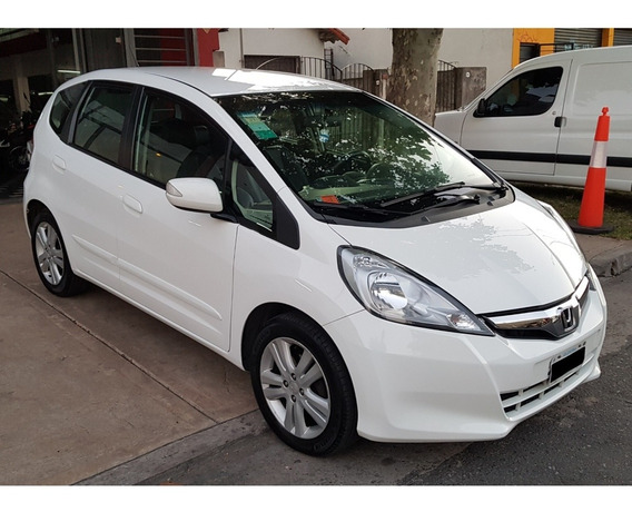 Honda Fit 1.5 Exl At 2014