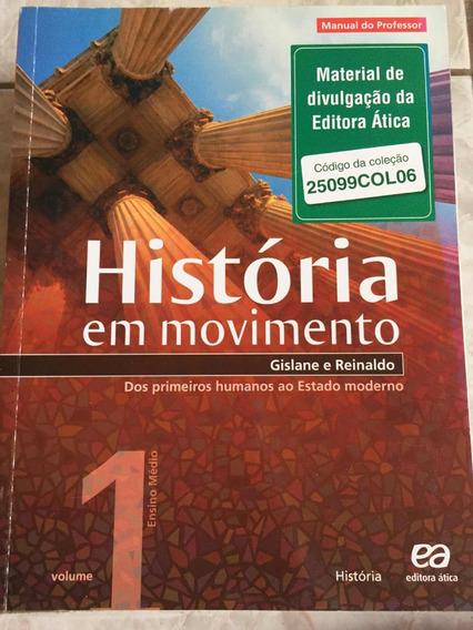 Coleção Livros História Em Movimento