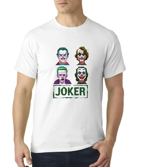 Camiseta Sublimada Jokers