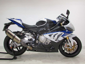 Bmw S 1000 Rr Hp4 Competition 2014 Branca