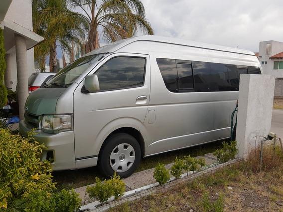 Toyota Hiace 2012 2.7 Bus 15 Pas Mt